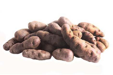 Fiesta Purple Fingerling Potatoes