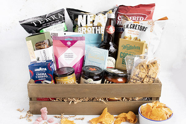 From Our Family to Yours Gift Basket