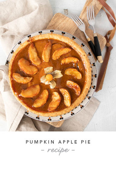 Pumpkin Apple Pie Recipe