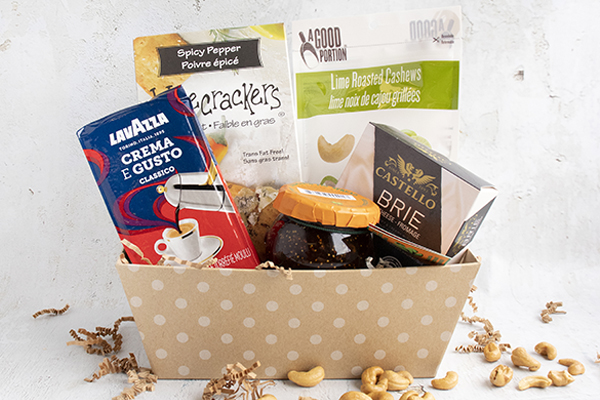 Toast to the Host Gift Basket