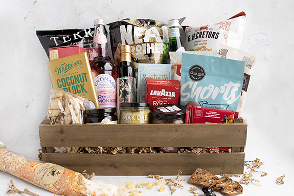 Our Favourite Things Gift Basket