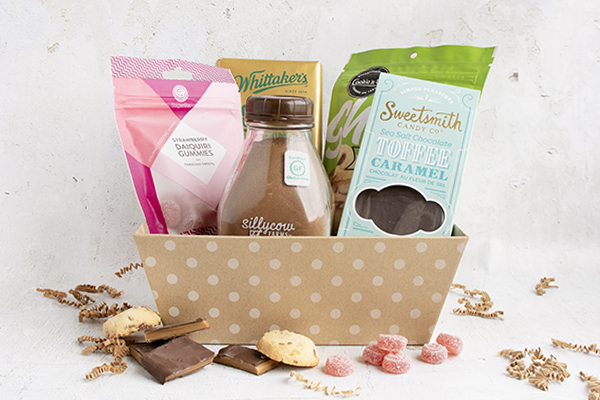 Sweets for You Gift Basket