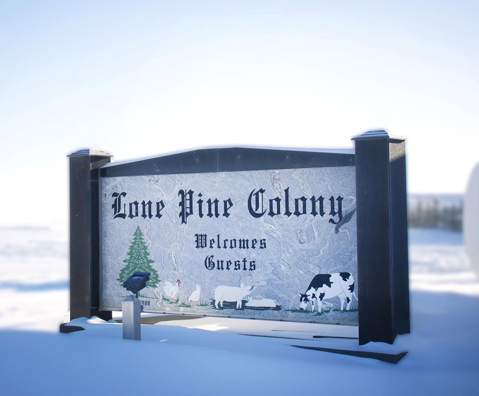 Lone Pine Colony