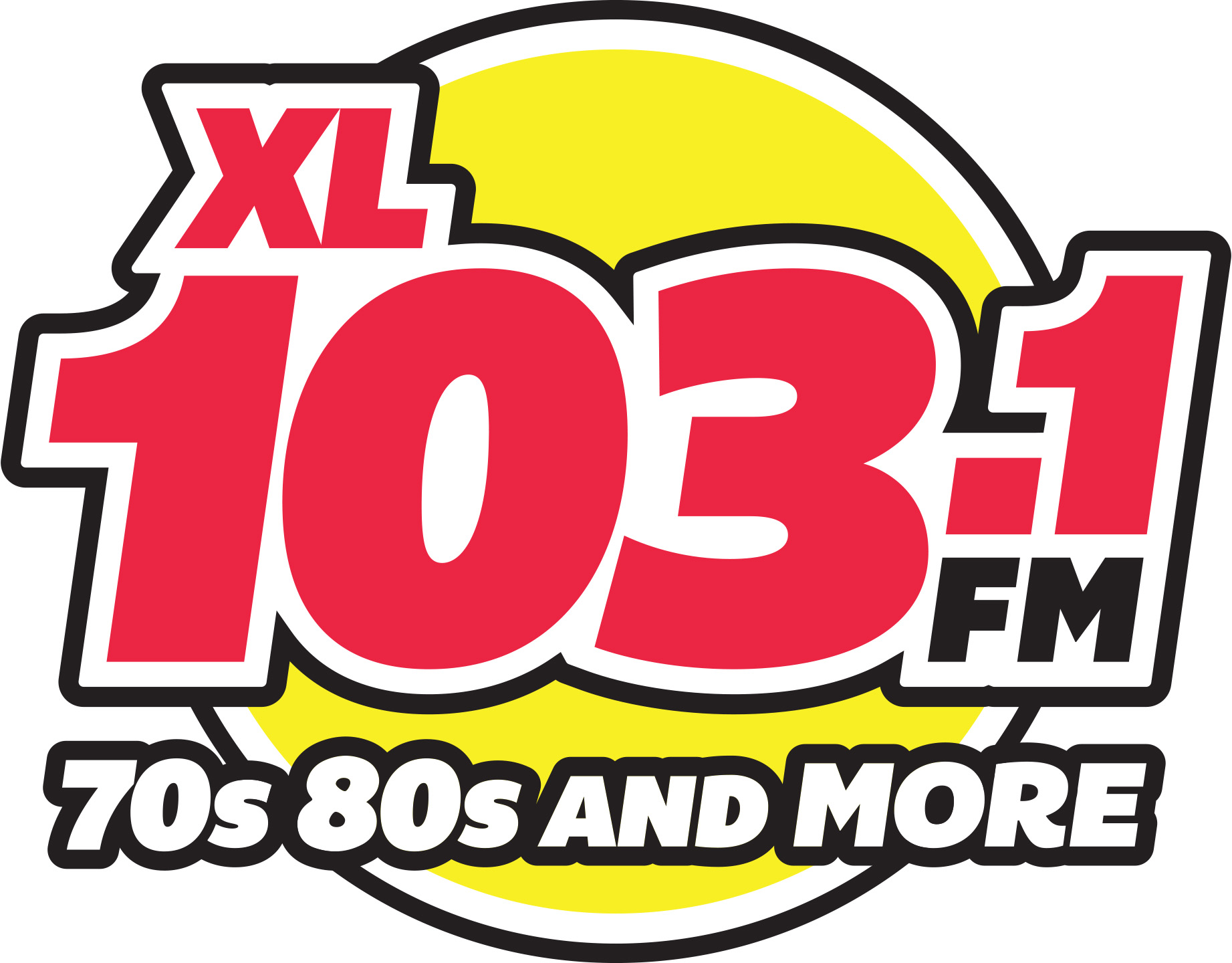 XL 103.1 Logo