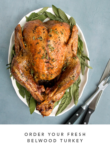 Order Your Fresh Belwood Turkey