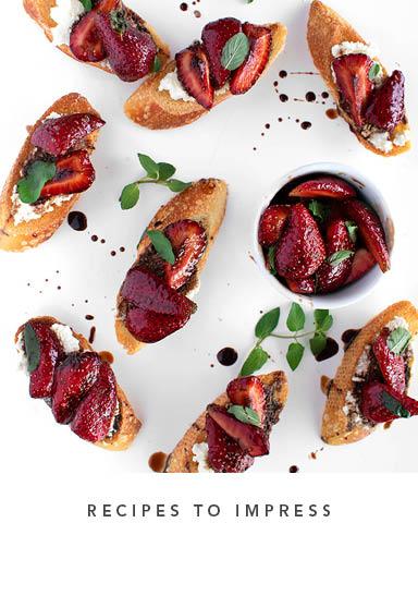 Recipes to Impress