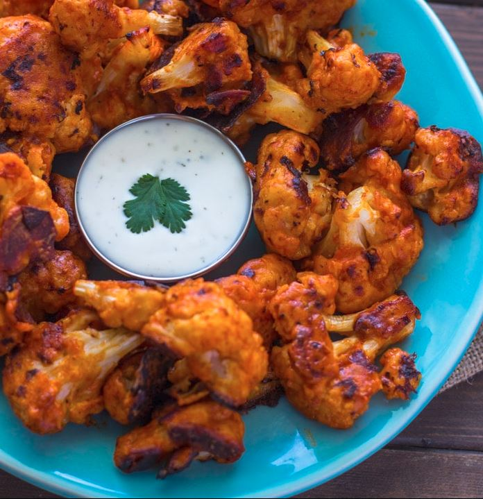 Cauliflower Wings Photo Credit Gimme Delicious